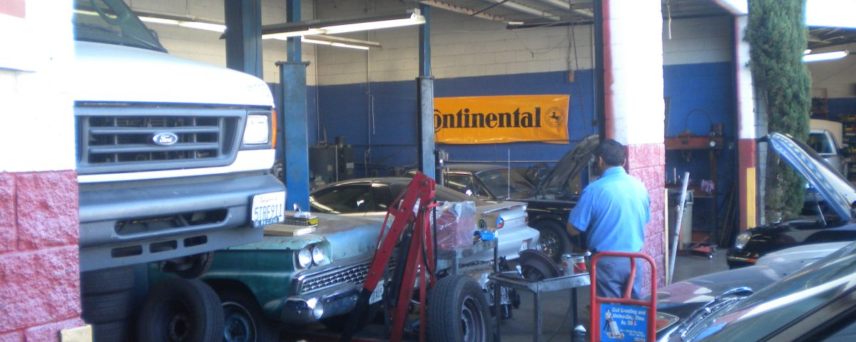 Precision Auto Repair And Tires workplace 1