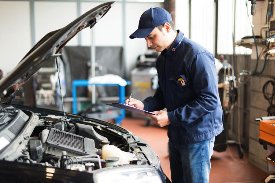 Automotive Service Employee