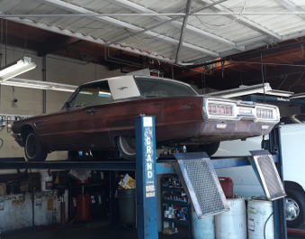 T-Bird - Precision Auto Repair and Tires